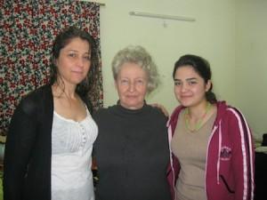 Irina en dochter